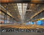 Iran: Esfahan Steel Produces First Batch UIC60 Rails for High Speed Rail Lines