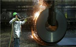 India is not seeking to reduce steel production