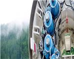 Rio Tinto, First Nations unveil tunnel boring machine