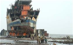 Ship Recycling: India`s Volume Fall 23% in October