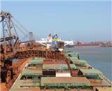 Fortescue's new iron ore blend on its way to China steel mill