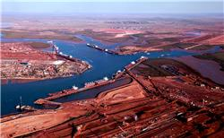 Rio Tinto's copper output, iron-ore shipments rise