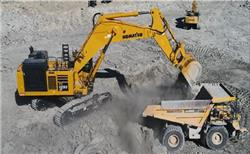 Komatsu introduces two new hydraulic versions