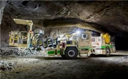 Normet makes history at Pyhäsalmi mine with battery electric emulsion charging underground