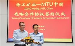 Rolls Royce inks strategic mining engine deal with China's XCMG