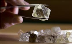 Russian and Zimbabwe state-owned diamond miners form JV
